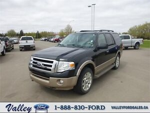 8-PASSENGER with TOW PACKAGE! 2014 Ford Expedition XLT PREMIUM