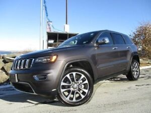 2018 JEEP GRAND CHEROKEE Limited 4X4 V6 (JUST $42977! ORIGINAL M
