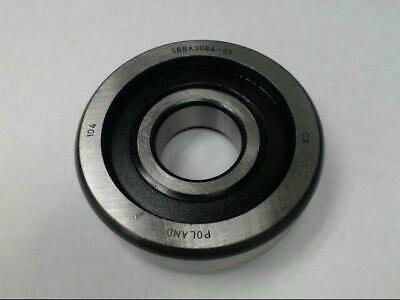 Wood-mizer Sbba3084-01 Deep Groove Ball Bearing 30mm X 84mm X 27.3mm Steel New