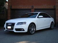2010 10 AUDI A4 2.0 TDI S LINE SPECIAL EDITION 4D 141 BHP DIESEL