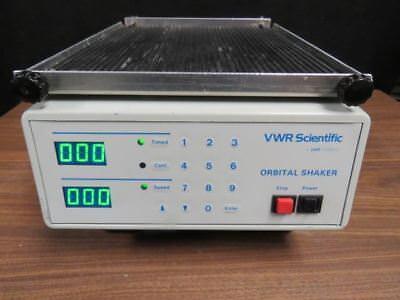 Vwr Orbital Shaker 120v Cat. No 57018-754