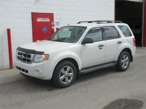 2010 Ford Escape XLT~4WD~ONE OWNER~NO CLAIMS~$ 8,999!!!