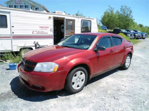 2008 Avenger Inspected with WARRANTY and remote starter