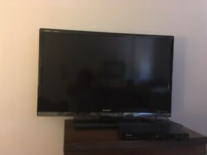 40 inch Sharp flat screen LCD television