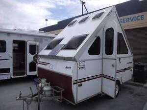 2001 A'van Aliner Camper Trailer Moonah Glenorchy Area Preview