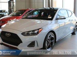 "2019 Hyundai Veloster 1.6T MANUAL Hatchback-7""Touchscreen-B/U C"