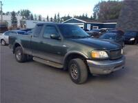 Ford f150 king ranch 4x4 2002