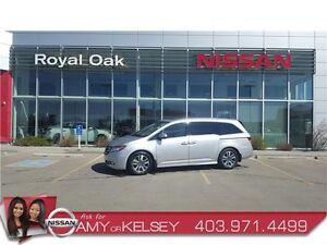 2015 Honda Odyssey Touring w/RES & Navigation