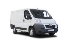 2014 PEUGEOT BOXER 335 L3 DIESEL 2.0 BlueHDi H2 Professional Van 130ps
