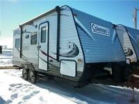 New 2014 Dutchmen RV Coleman Expedition CTS192RD Travel Trailers