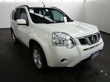 2014 Nissan X-Trail T31 Series 5 ST (FWD) White Continuous Variable Wagon Albion Brimbank Area Preview