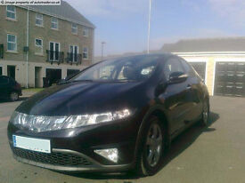 Honda Civic 1.8 i-VTEC ES Hatchback 5dr, LOW MILEAGE, VGC, Panaramic Roof, 3mth MOT, Service History