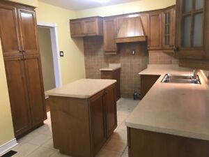 Solid Wood Kitchen - Excellent Condition - Must go fast!