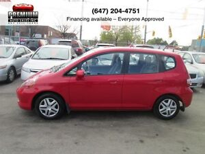 2007 Honda Fit Great On Gas! Mint!