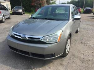 2008 Ford Focus SE 4 Cylinder Engine 2.0L/121 automatique