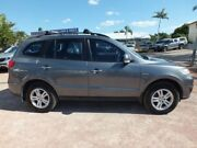 2011 Hyundai Santa Fe CM MY12 Elite Grey 6 Speed Sports Automatic Wagon Rosslea Townsville City Preview