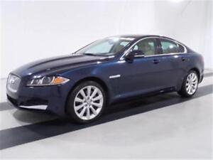 2013 Jaguar XF AWD! ONLY 19,538 MILES!