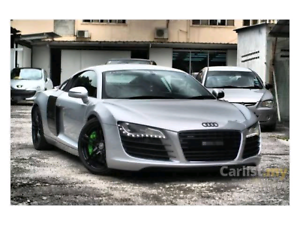 Wanted: WANTING TO BUY AN AUDI R8!