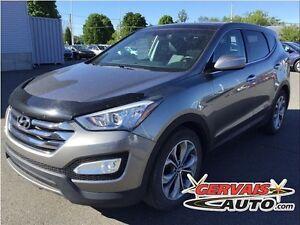 Hyundai Santa Fe Limited 2.0T AWD Navigation Cuir Toit Pano MAGS