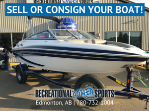 Sell Or Consign Your Boat Today!