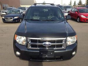 2008 Ford Escape XLT with sunroof and heated seats, 4WD