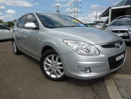 2010 Hyundai i30 FD MY10 SLX 1.6 CRDi 4 Speed Automatic Hatchback North St Marys Penrith Area Preview