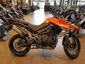 2019 Triumph Tiger 800 XCA Road Bike 800cc