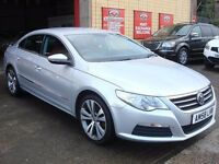 Volkswagen CC 2.0 TDI CR 4dr - SERVICE HISTORY - LOW MILEAGE - HIGH SPEC MODEL
