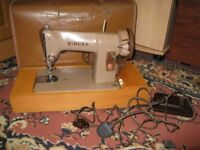 Singer 185k Sewing Machine in working order and in excellent condition
