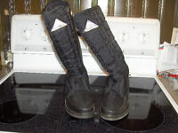 MOUNTAIN HORSE TALL WINTER RIDING BOOTS SIZE 4