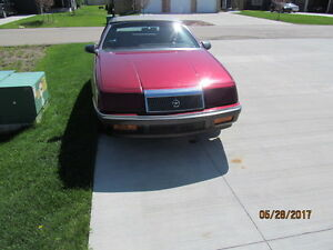 1988 Chrysler Lebaron Convertible