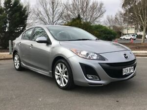 2010 Mazda 3 BL10L1 MY10 SP25 Activematic Silver 5 Speed Sports Automatic Sedan Somerton Park Holdfast Bay Preview