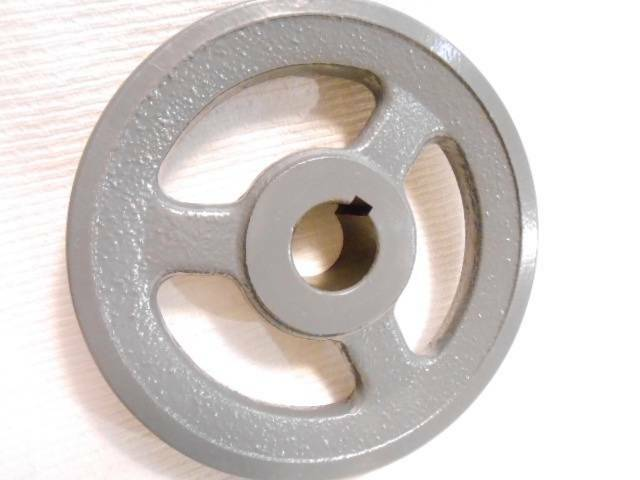 """6"""", 5.95"""" V Belt Pulley for 1/2"""" Wide Belt All Bore Sizes NEW Cast Iron AK61"""