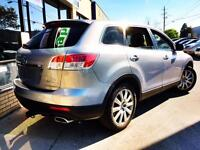 2010 Mazda CX-9 AWD Leather Double DVD Accident Free