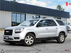 2015 GMC Acadia SLE,AWD,7 SEATER,REMOTE START,REARVIEW CAM