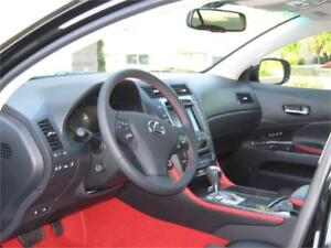 2009 Lexus GS 350 AWD Touring Special Edition - Red Interior