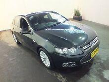 2012 Ford Falcon FG MK2 G6 Charcoal 6 Speed Automatic Sedan Clemton Park Canterbury Area Preview