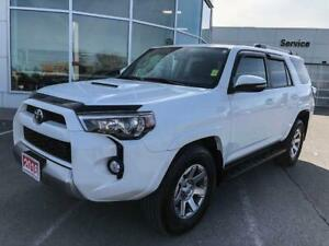 2016 Toyota 4Runner TRAIL EDITION+PLATINUM WARRANTY-120,000 KMS!