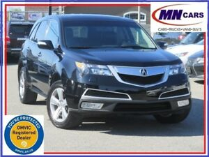 2011 Acura MDX w/DVD LOW KMs