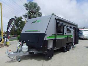 2017 NextGen BLACKLINE 19'6 PANTRY CARAVAN Clontarf Redcliffe Area Preview