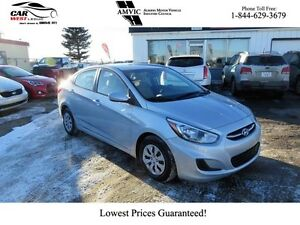 2016 Hyundai Accent Bluetooth, Heated Seats, FWD