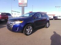 2013 Ford Edge AWD LIMITED Special - Was $26995 $186 bw