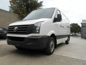 2016 Volkswagen Crafter 35 TDI400 White 6 Speed Manual Van Preston Darebin Area Preview