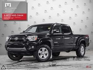 2014 Toyota Tacoma Double Cab TRD sport + leather package