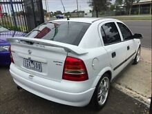2001 Holden Astra TS City 4 Speed Automatic Hatchback Brooklyn Brimbank Area Preview