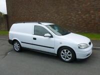 2004 Vauxhall ASTRA Dti 16v Sportive Van Manual Small Van