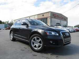 2012 Audi Q5 2.0T QUATTRO, ROOF, LEATHER, 68K!