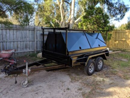 10x5 builders trailer Rowville Knox Area Preview