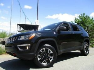 2018 Jeep Compass Trailhawk 4X4 (NAV, PANO ROOF, R/CAM, LEATHER,