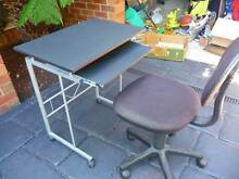 Small desk with pull out tray and chair, perfect for student Wonga Park Manningham Area Preview